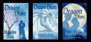 Sharon's Dragon Covers