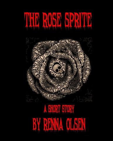 Rose Sprite Skull Create Space