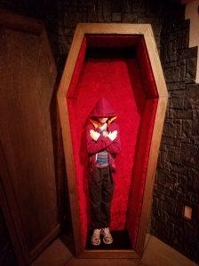 Nate at Horror Museum