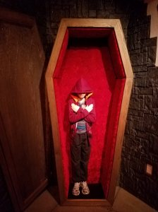 Nate at Horror Museum